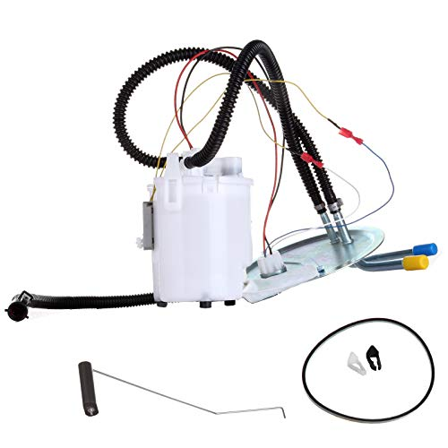 ECCPP Electric Fuel Pump Module Assembly w/Sending Unit Replacement for Ford Super Duty F-250 F-350 F-450 1999 2000 2001 2002 2003 2004 V8-5.4L V10-6.8L ()