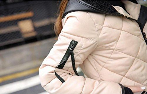 Puffer Women Down Casual Hoodies Coats Overcoat Gocgt Down Jacket Long 1 fdqYwSnfE