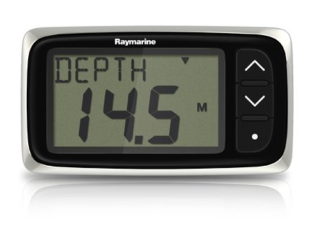 Raymarine RAY-E70143 i40 Depth System with Transom Mount Transducer