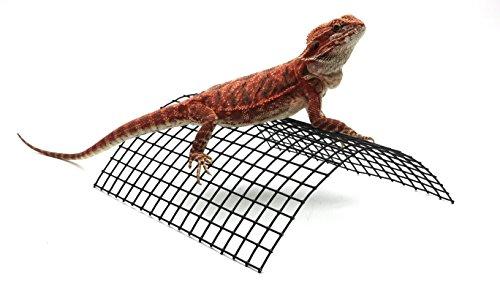 [해외]수염 난 드래곤 선탠 아치, 파충류 서식지 액세서리/Bearded Dragon Tanning Arch, Reptile Habitat Accessory