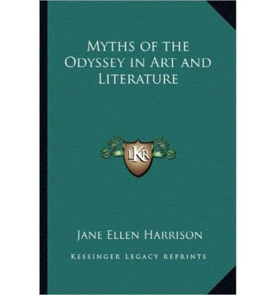 Myths of the Odyssey in Art and Literature (Paperback) - Common PDF