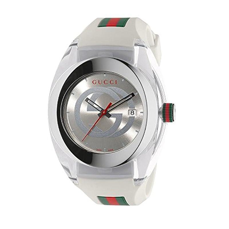 Gucci 구찌 SYNC XXL YA137102 Watch 남성용 맨즈 손목시계 【병행수입】