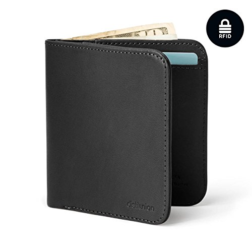 distil-union-wally-agent-genius-minimal-bifold-genuine-leather-wallet-ink-with-rfid-shielding