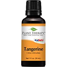 Plant Therapy Tangerine Essential Oil. 100% Pure, Undiluted, Therapeutic Grade. 30 ml (1 oz).