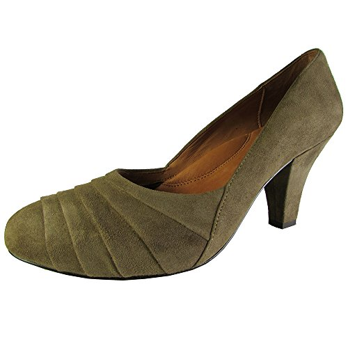 Douce Âmes Womens Remcology Pompe Taupe