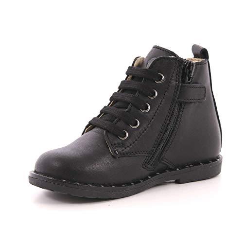 Boots 23 Deer Kinder Falcotto Ankle Schwarz qPOp8v