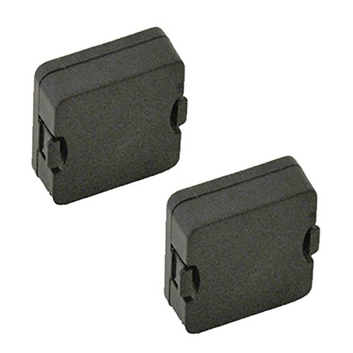 High Tech Pet Collar Battery 2Pack for RC-7/RC-8 Radio Fence Collars by High Tech Pet