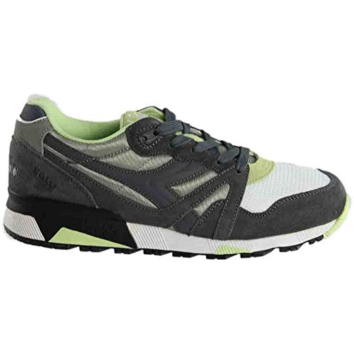 Sneakers Men Castle Synthetic Toe Blue Round Diadora N9000 Rock RgwxqnYHH