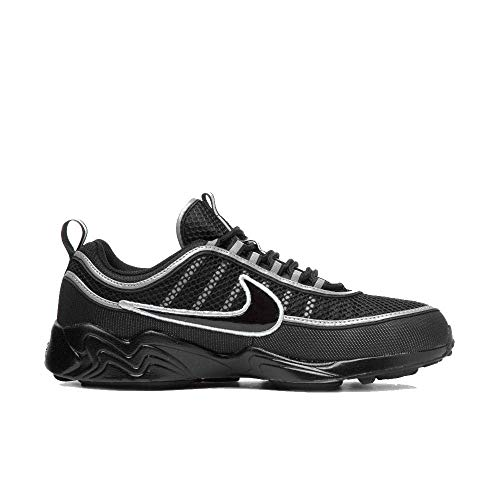 Air Noir Grey '16 black 008 Sneakers Zoom Nike wolf Basses Homme Spiridon dwSZWHdxqp