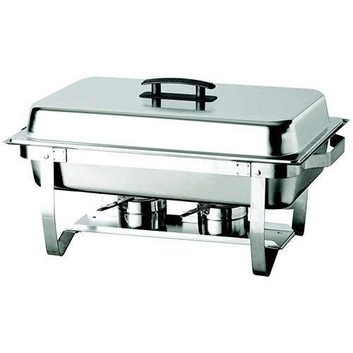 Chafer with Folding Stand - 8 Qt. Capacity 1 Each