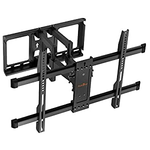 Perlegear Support Mural Tv Orientable Et Inclinable Support Mural