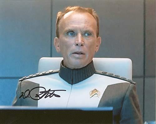 PETER WELLER as Marcus - Star Trek into Darkness GENUINE AUTOGRAPH