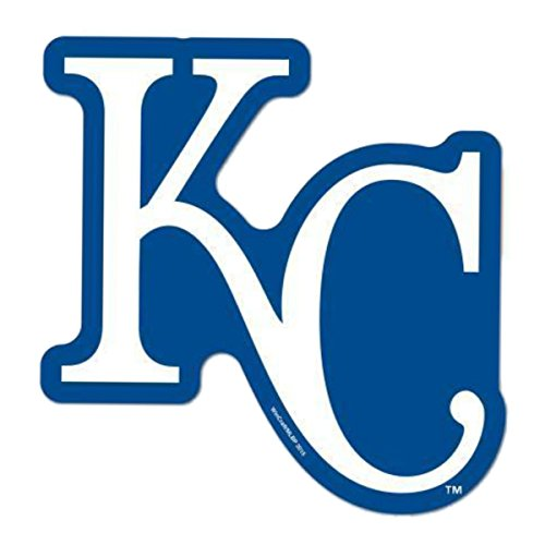 (WinCraft MLB Kansas City Royals Logo on The GoGo Decals, Team Color, One Size)