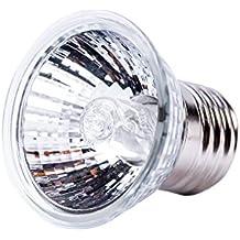 UVB Light UVA Bulb Basking Spot Lamp 110V/50W Full Spectrum Turtle Aquarium Aquatic Reptile Lizard Heat Lighting