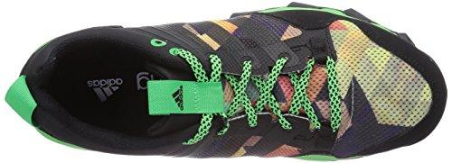 Adidas 7 Green Multicolore Black Homme Performance core Chaussures De Trail core S15 Kanadia Black Trail flash rfBrExqwRC