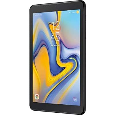 "Samsung Galaxy Tab A SM-T387 8"" Tablet - 32 GB Storage - WiFi and Verizon 4G - Black - (Renewed)"