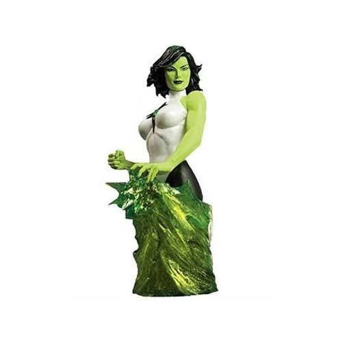 Women of The DC Universe Series 2 Jade Bust