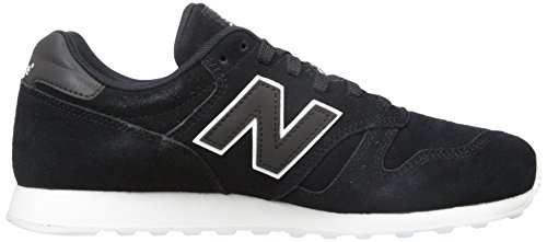New White Sneaker Black Nero V1 373 Balance Uomo OqSrAOn