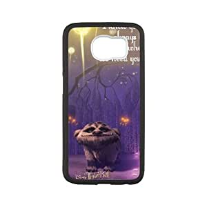 Samsung Galaxy S6 phone case Black Tinkerbell and the Legend of the Neverbeast JJUL8963556