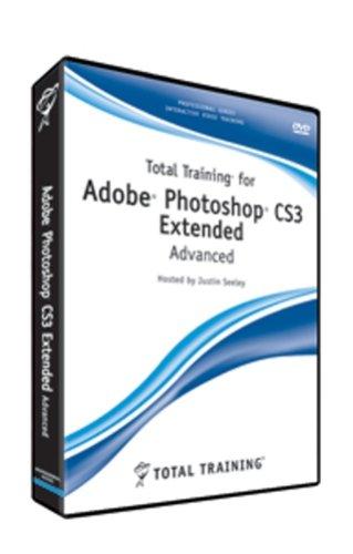 Total Training for Adobe Photoshop CS3 Adv (Adobe Photoshop Cs3 Software)