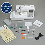 Brother SE600 Sewing and Embroidery Machine, 80