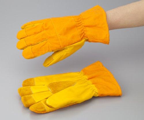 おたふく手袋6-6199-01冷凍庫用革手袋416厚手タイプ B07BD3382V