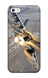 Fashion Protective Jet Fighter Case Cover For Iphone 5/5s