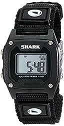 Freestyle Women's 778011 Shark Classic Black Nylon Strap Watch