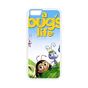 iPhone 6 4.7 Inch Cell Phone Case White Bugs Life SJ9476566
