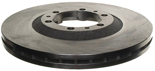 ACDelco 18A568A Advantage Non-Coated Front Disc Brake Rotor