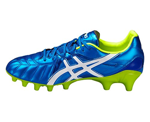 Gel-Lethal Tigreor 8 SK Rugby Boots - Electric Blue Azul