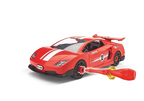 Revell Junior Race Car Model Kit, Red for sale  Delivered anywhere in USA