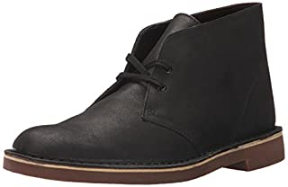 CLARKS Men's Bushacre 2 Chukka Boot, Black Nubuck, 9 M US (B06WP8VJ7W) | Amazon price tracker / tracking, Amazon price history charts, Amazon price watches, Amazon price drop alerts