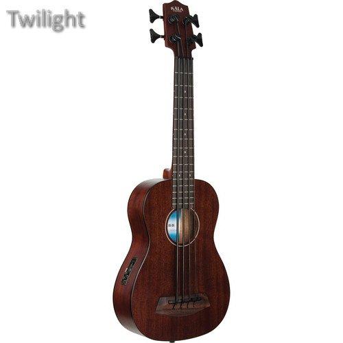 - KALA UBASS-RMBL-FL Rumbler Acoustic/Electric U-Bass (Fretless)