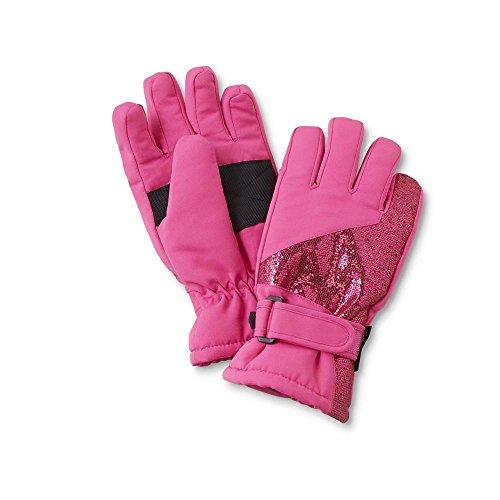 Kids Waterproof 3M Thinsulate Ski Gloves with Anti-slip Palm Age 4-12+ (12+ yrs, G13)