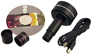 Bms eyepiece c mount mikroskop kamera mp amazon kamera