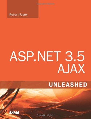ASP.NET 3.5 AJAX Unleashed by Brand: Sams