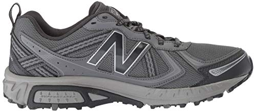 New Balance Men's 410v5 Cushioning Trail Running Shoe, Castlerock/Phantom, 7 D US by New Balance (Image #7)