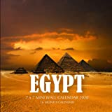 Egypt 7 x 7 Mini Wall Calendar 2020: 16 Month Calendar