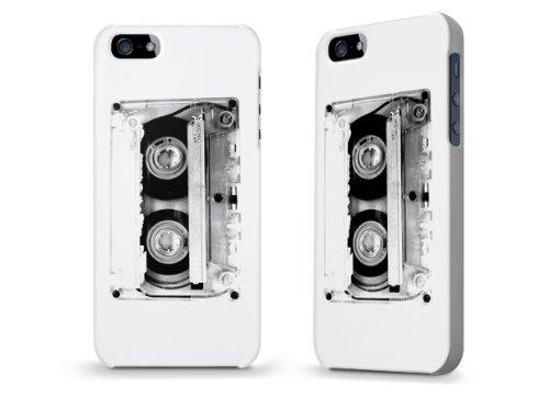 """Hülle / Case / Cover für iPhone 5 und 5s - """"Mixtape One"""" von Claus-Peter Schöps"""