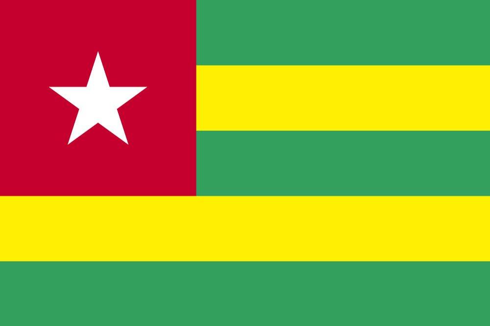 素敵な 世界の国旗 [120×180cm トーゴ 国旗 国旗 [120×180cm B0090ZZIZI 高級テトロン製] B0090ZZIZI, LE-Ciel:f254f859 --- vietnox.com