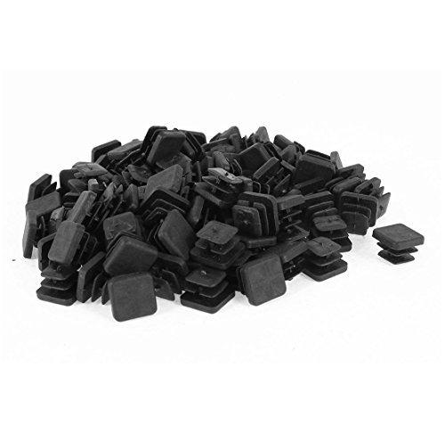 ® Plastic Square Pipe End Caps Tubing Insert Plugs