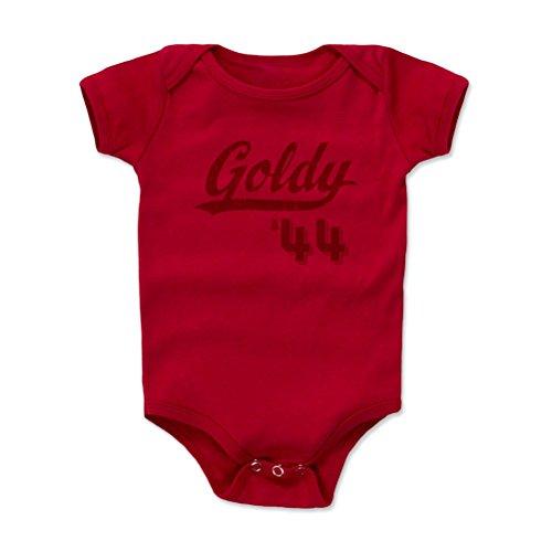 Price comparison product image Paul Goldschmidt Goldy Script R Arizona Kids Onesie 3-6M Red