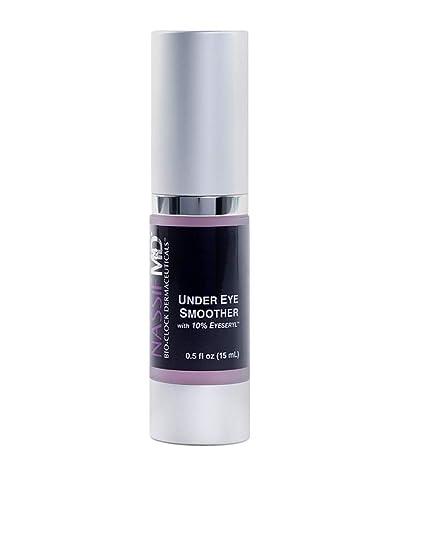 Amazon Com Nassifmd Under Eye Cream Skin Brightening Cream For