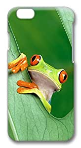 iPhone 6 Plus Cases, Frog Protective Snap-on Hard Case Back Cover Protector Slim Rugged Shell Case For iPhone 6 Plus (5.5 inch) hongguo's case