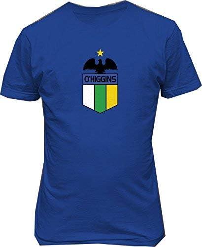 Amazon Com Cozy T Mens Custom Club Deportivo O Higgins Fc Chile Tee Shirts Clothing
