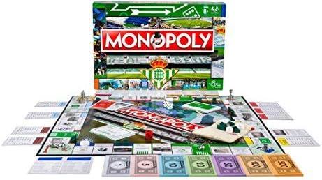 ELEVEN FORCE Monopoly Real Betis (81625), Multicolor, Ninguna ...