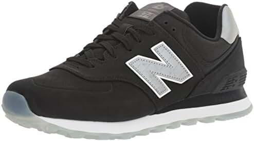 New Balance Men's ML574 Luxe Rep Pack Sneaker