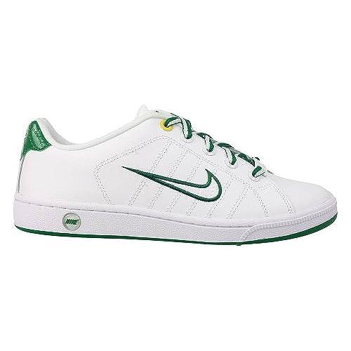 Nike Court Tradition 2 GS 316768104 Color: Blanco Verde Size: 38.5 Envio gratis nbyshop.top