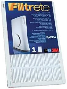 3M FAP04 Blanco - Purificador de aire (16 m³, Blanco): Amazon.es ...